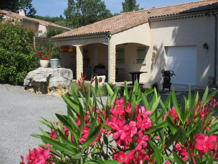 Gîte lou Serenata Location Ardèche
