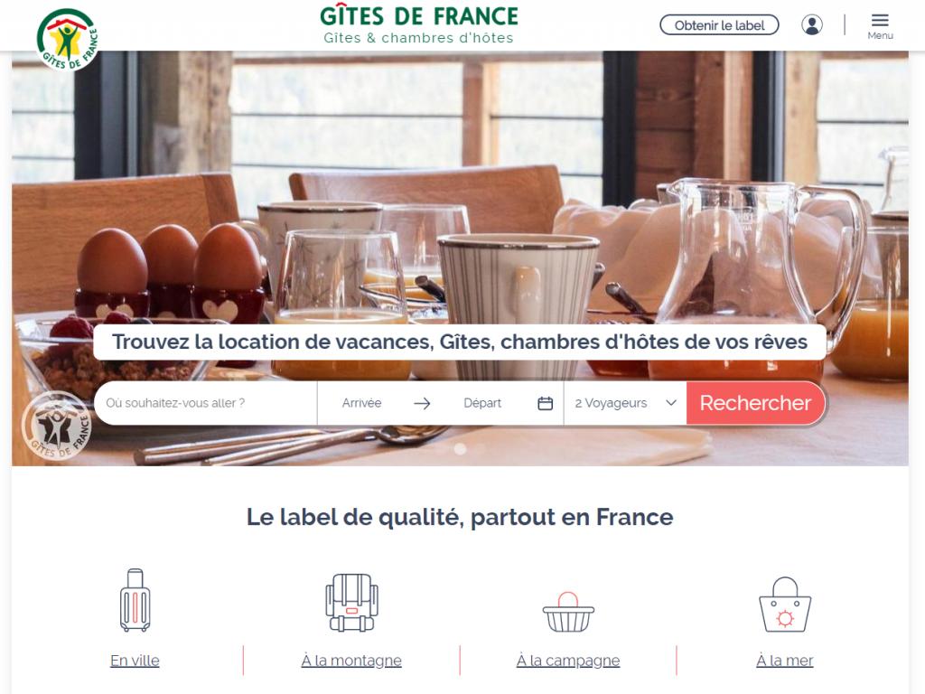Page d'acueil site Fédé